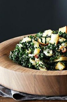 The ultimate kale salad recipe for spring!