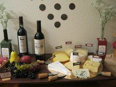 cheese & wine party- umm..yes, please!