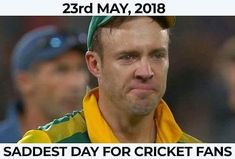 For worldwide fans Cricket Sport, Cricket News, Ab De Villiers Photo, Aditya Seal, Cricket Coaching, World Cricket, Scary Facts, Sweet Stories, Sports Images