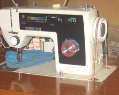 Maquinha de costura
