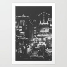 Fenghuang I Art Print