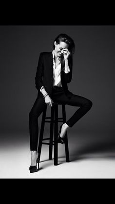 Angelina Jolie for YSL