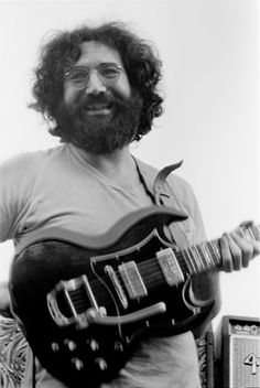 Jerry Garcia. Miami Pop Festival, Gulfstream Park Racetrack, Hallandale, FL  December 29, 1968