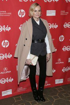 Diane Kruger in aspen