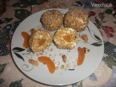 Fitness tvarohové guľky (fotorecept) - Recept