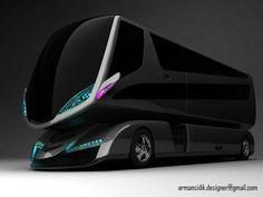 Lamalera Bus Concept by Arman Sidik at Coroflot.com