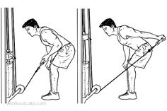 cable machine tricep exercises