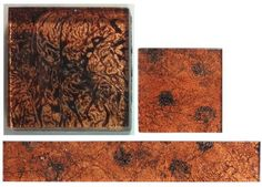Hand colored Glass Tiles Fantasy Island 2 x 2 - Icybid.com Best Ebay Alternative Online Auctions