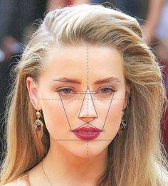 Ученый провел исследование и выяснил, что делает лицо красивым. Или о «золотом сечении», которым измеряли красоту еще в Древней Греции.