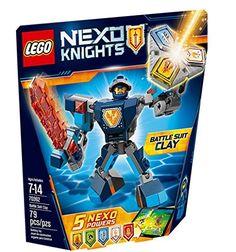Nexo Knights - Battle Suit Clay