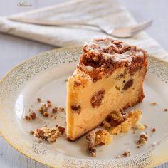 Vanilla cookie cake