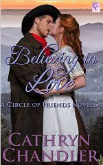Believing in Love by Cathryn Chandler #ad http://amzn.to/1VvPeQ9
