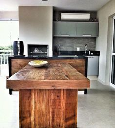 Barbacoa Jardin, Kitchen Island, Bbq, Architecture, Design, Home Decor, Truck Camper, Nova, Alice