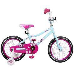 820646d4e69 Amazon.com   JOYSTAR 14 Inch Kids Bike for 3 4 5 Years Old Girl