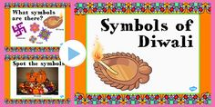Diwali Symbols and Their Meanings PowerPoint - diwali