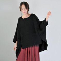 Women Autumn Cotton Linen Blouse