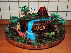 [pdz] torta dinosauri