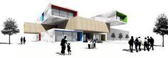 Centro de Atención al Menor en Mallorca    08023 Arquitectos - Barcelona   #Arquitectos #Oficinas