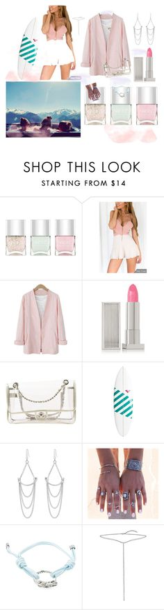 """""""🌴L.A.👄"""" by forever-seventeen ❤ liked on Polyvore featuring Nails Inc., Lipstick Queen, Chanel, Quiksilver, Steve Madden, John Hardy, Bling Jewelry and Eclectic Eccentricity"""