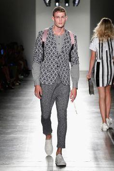 iiJin Primavera Verano 2016 | Spring Summer #Menswear #Trends #Tendencias #Moda Hombre - MFT