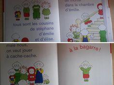 La collection Emilie : des livres idéaux pour les apprentis lecteurs (… et les parents nostalgiques :) )