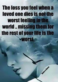 The day you hear it is the most decimating day of your life, literally half of you dies at that moment. Then you get to grieve your loss forever with the remaining other half. Miss You Daddy, Miss You Mom, Bad Feeling, How Are You Feeling, Mantra, Missing My Husband, Missing Someone Who Passed Away, Grieving Quotes, Grief Loss