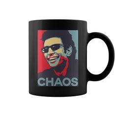 Ian Malcolm 'Chaos' Mug