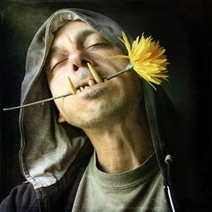 Flowers by Francesco Sambo, via Behance