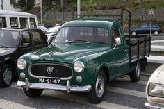 Peugeot 403 Pick-up - Funchal 2013