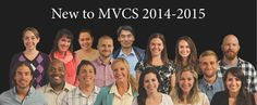 New Teachers 2014-15 MVCS
