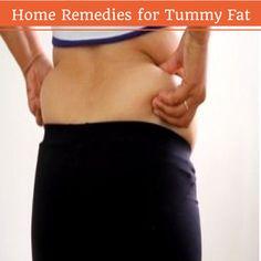Home Remedies To Reduce Tummy Fat | Medi Tricks