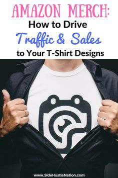 fb2c6dc56 244: Merch by Amazon Marketing: How to Drive Traffic and Sales to Your T-Shirt  Designs