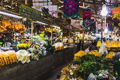 #Flower #Market in #Bangkok