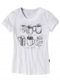 Women's Tea Shirt.  How do you like yours?