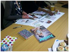 Mood board session at Ditto, Sevenoaks