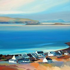 'The Row, Stein' by Pam Carter