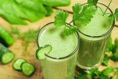 Cleanse To Maximize Thyroid, Adrenal, Immune & Digestive Health.once again thank you MindBodyGreen :) Smoothies Sains, Smoothies Verts, Tea Smoothies, Morning Smoothies, Breakfast Smoothies, Health And Beauty, Health And Wellness, Women's Health, Health Fitness