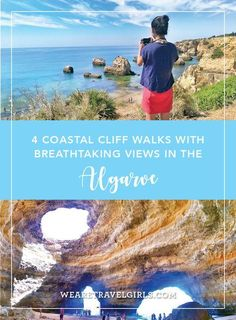 4 COASTAL CLIFF WALKS WITH BREATHTAKING VIEWS IN THE ALGARVE  Having visited the beautiful Algarve, Portugal last year, I was certain that would come back to hike along the stunning coastal cliffs I had seen. This year I made use of a 3 day long weekend to plan a hiking trip around the coastal cliffs in search of stunning panoramic views of the Atlantic beaches, hidden beaches and even some nudist ones too! By We Are Travel Girls Contributor Samita Santoshini