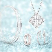 Take a look at the Sparkle in Sterling Silver event on #zulily today!