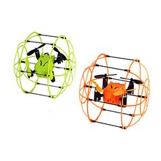 Drone Helic Max 1336 4CH 6 Axis 2.4G - RC Quadcopter 360°Rolling Green / Orange #offroad #hobbies #design #racing #quadcopters #tech #rc #drone #multirotors