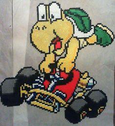 Koopa Troopa Mario Kart by phantasm818