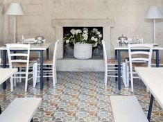 Fantastiche immagini su cementine cucina cement tiles for