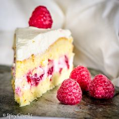 No Bake Pies, Vanilla Cake, Donuts, Spicy, Cheesecake, Food And Drink, Favorite Recipes, Sweets, Eat