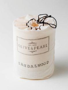 Sandalwood - O L I V E & P E A R L