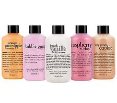 Shower her with dessert in a bottle! @philosophy skin care #GiftIdeas
