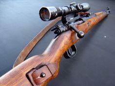Der Karabiner 98k Mauser  Nazi Sniper Rifle