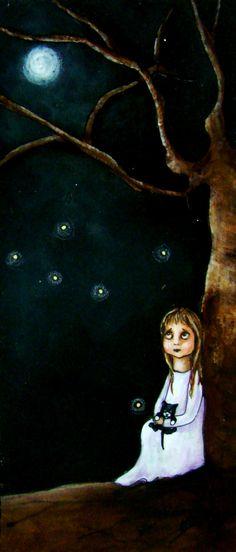 Fireflies by Nathalie De Ruyver