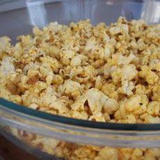 Pizza Popcorn IV Recipe