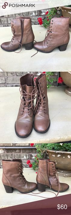 Steve Madden boots Worn once, clean, look brand new (because they basically  are