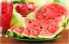 Watermelon is the coolest fruits of Cucurbitaceae family with nearly 91% water & 9% sugar content. Listed are its amazing benefits for skin, hair & health. Also nutritional facts listed.